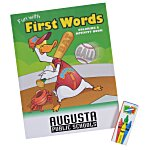 Color & Learn Fun Pack - First Words