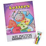 Color & Learn Fun Pack - Letters