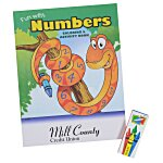 Color & Learn Fun Pack - Numbers