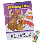 Color & Learn Fun Pack - Phonics