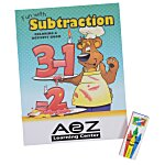 Color & Learn Fun Pack - Subtraction