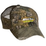 Dri Duck Running Buck Mesh Back Cap - Camo
