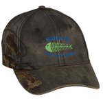 Dri Duck Walleye Cap - Waxy Canvas