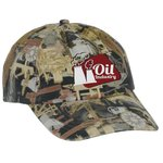 Kati Oilfield Camo Unstructured Cap
