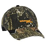 Outdoor Cap Frayed Camo Cap