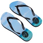 Adult Flip Flops - Medium - Full Color