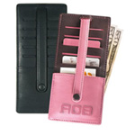Stacked Credit Card Holder/Wallet