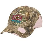 Outdoor Cap Ladies' Frayed Camo Cap
