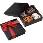 4-Way Gift Box - Mini Pretzels