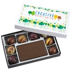 Truffles & Chocolate Bar - 8 Pieces - Cheer