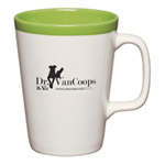 Two-Tone Java Mug -14 oz.