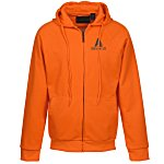 Ultra Club Thermal-Lined Full Zip Sweatshirt -Brights-Screen