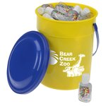 Gel Hand Sanitizer Pail Kit