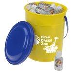 Gel Hand Sanitizer Pail Kit