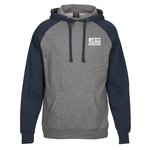 Independent Trading Co. Raglan Hoodie - Screen