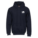 Bayside USA Made Hoodie - Screen