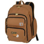 Carhartt Legacy Deluxe Work Laptop Backpack - Embroidered