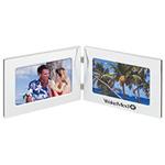 Silver Folding Frame - 4x6