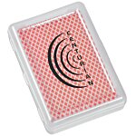 Value Playing Cards w/Case - 24 hr