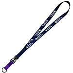 Mix & Match Smooth Nylon Lanyard-3/4