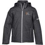 Tech Melange Heat Reflect Insulated Jacket - Men's