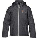 Tech Melange Heat Reflect Insulated Jacket - Men's