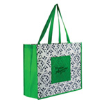 Chi Chi Tote Bag- Lime
