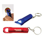Pop A Light Key Chain