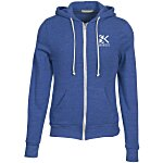 Alternative Unisex 6.4 oz. Rocky Full-Zip Hoodie - Screen