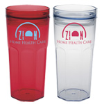 Single Wall Retro Tumbler 17 oz