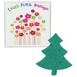 Plant-A-Shape Flower Seed Value Packet - Tree