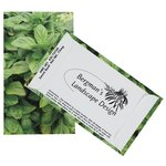 Business Card Seed Packet - Sweet Basil