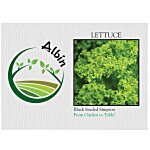 Impression Series Seed Packet - Lettuce