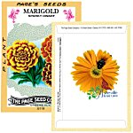 Antique Series Seed Packet - Marigold