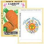 Antique Series Seed Packet - Carrot