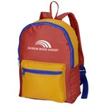 First Day Children's Backpack