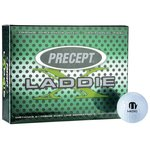 Precept Laddie X Golf Balls - Dozen