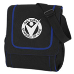 Everyday Compact Carry-All Messenger bag