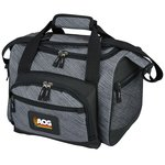 12-Can Convertible Duffel Cooler - Urban Stripes - FC