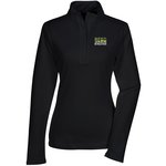 Cutter & Buck Belfair Pima 1/2 Zip Pullover - Ladies'