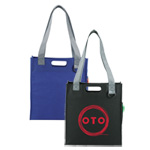 Overtime Dual Handle Grocery Tote