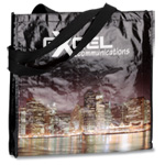 PhotoGraFX™ Gusseted Tote - City Scape