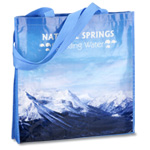PhotoGraFX™ Gusseted Tote - Mountains
