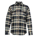 Burnside Yarn Dyed Flannel Shirt