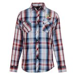 Burnside Plaid Shirt