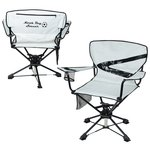 Swivel Folding Camp Chair