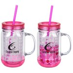 Color Changing Mason Jar - 16 oz.