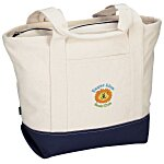 Norfolk Cotton Tote - Embroidered