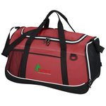 Echo Sport Duffel Bag - Embroidered