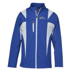 Icon Colorblock Soft Shell Jacket - Men's